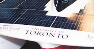 Monteco's Filamat Composites a Proud Sponsor of the University of Toronto's Blue Sky Solar's New Race Car