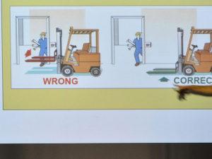 Scissor Lift Operator Training Prevents Accidents
